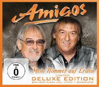Cover Amigos - Mein Himmel auf Erden [DVD]